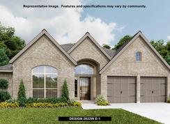 2622W - ShadowGlen 65': Manor, Texas - Perry Homes