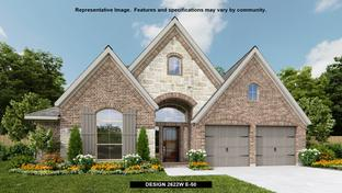 2622W - Tavola 55': New Caney, Texas - Perry Homes