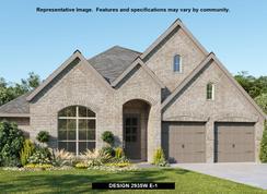 2935W - Bridgeland 55': Cypress, Texas - Perry Homes