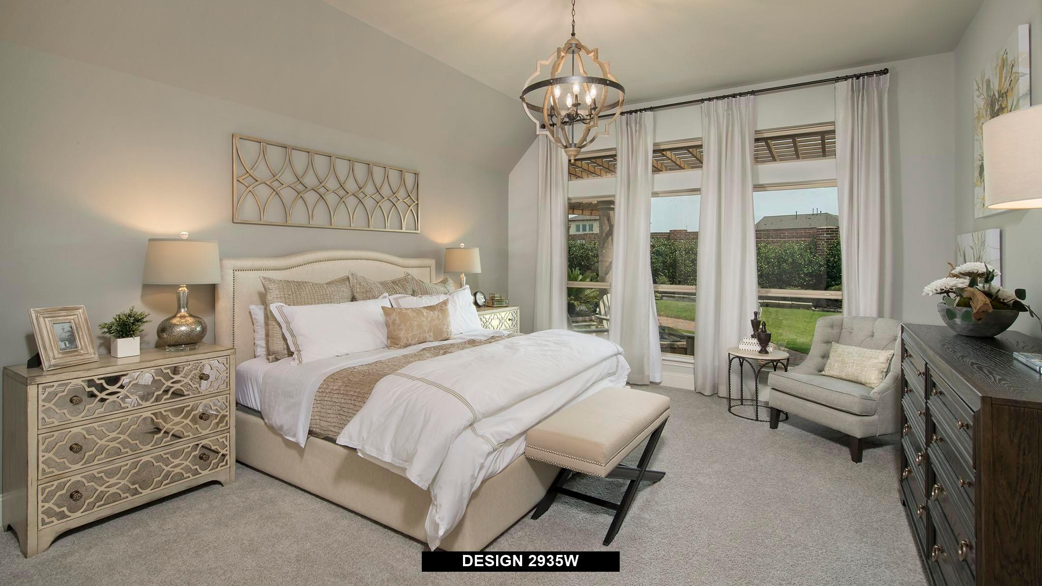 Bedroom featured in the 2935W By Perry Homes in Houston, TX