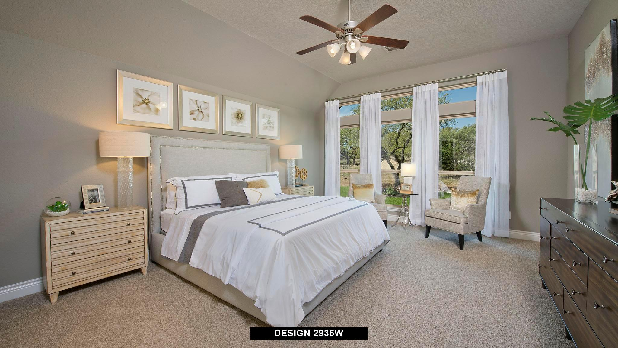 Bedroom featured in the 2935W By Perry Homes in Austin, TX