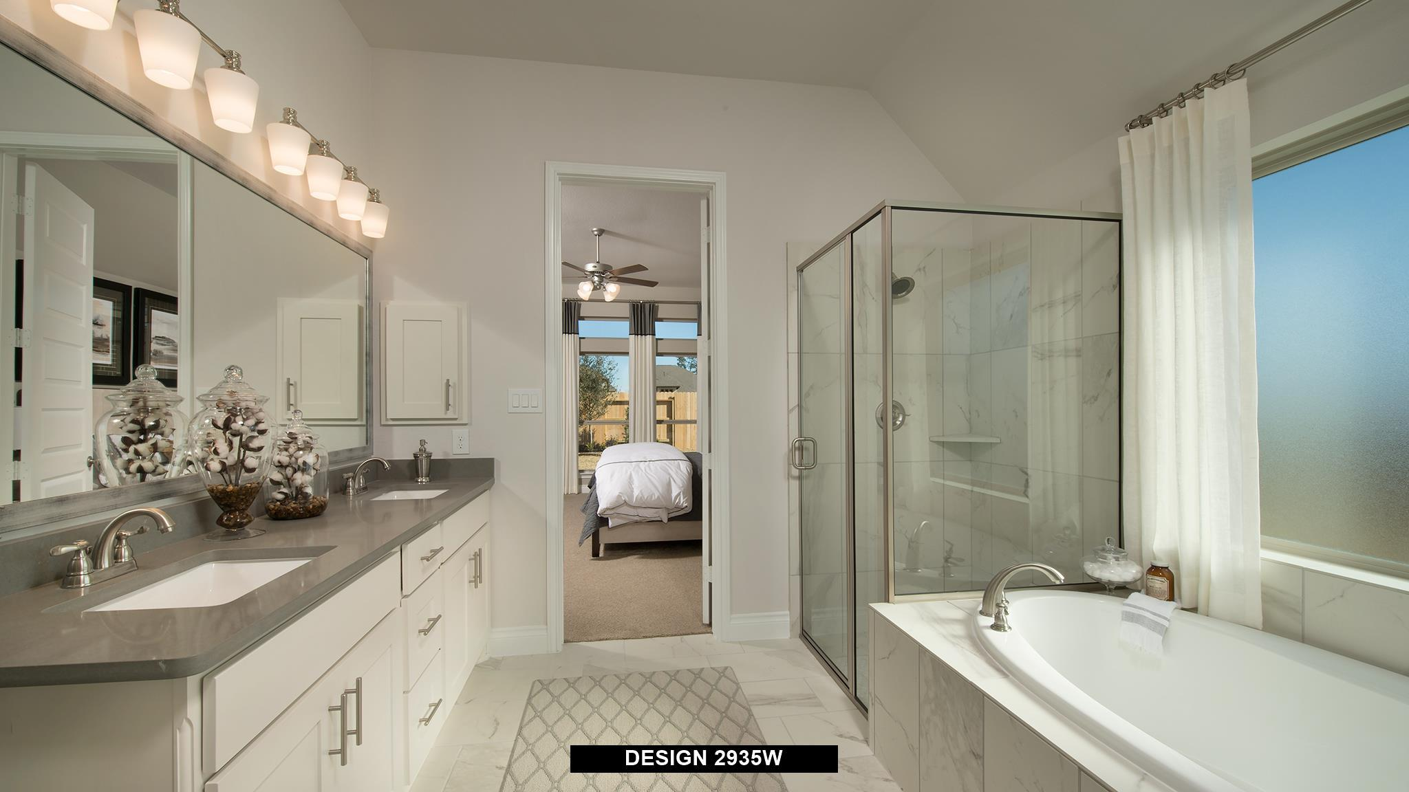 Bathroom featured in the 2935W By Perry Homes in Houston, TX