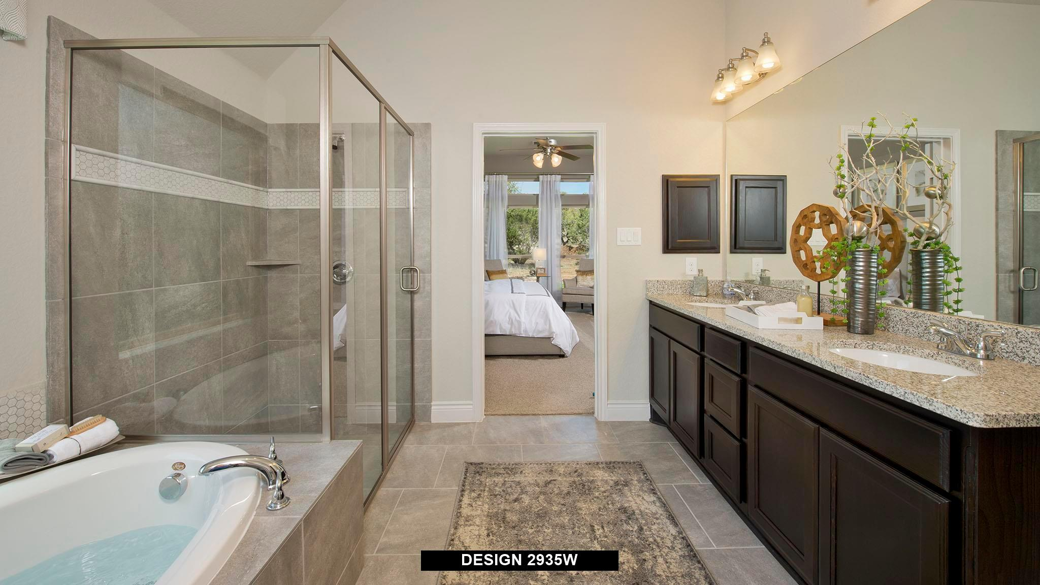 Bathroom featured in the 2935W By Perry Homes in Austin, TX