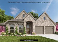 2949W - Tavola 55': New Caney, Texas - Perry Homes