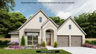 2949W - The Grove at Vintage Oaks 55': New Braunfels, Texas - Perry Homes