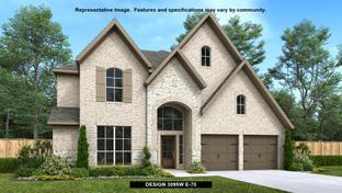 3095W - Elyson 55': Katy, Texas - Perry Homes