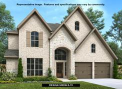 3095W - Pomona 55': Manvel, Texas - Perry Homes