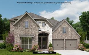 Prairie Oaks 60' by Perry Homes in Dallas Texas