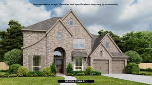 3394W - Stonecreek Estates 60': Richmond, Texas - Perry Homes