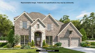 3394W - Cane Island 60': Katy, Texas - Perry Homes