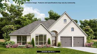 2501W - Pomona 60': Manvel, Texas - Perry Homes