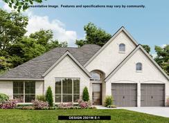 2501W - Elyson 65': Katy, Texas - Perry Homes