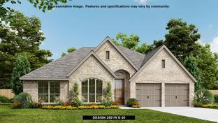 2501W - Stonecreek Estates 60': Richmond, Texas - Perry Homes