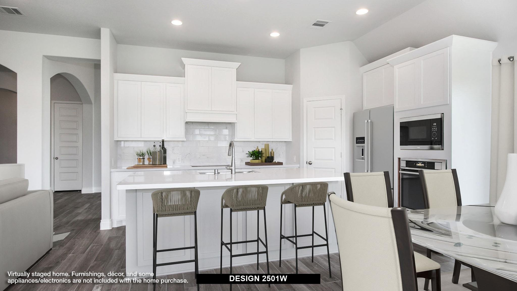 Kitchen featured in the 2501W By Perry Homes in Dallas, TX