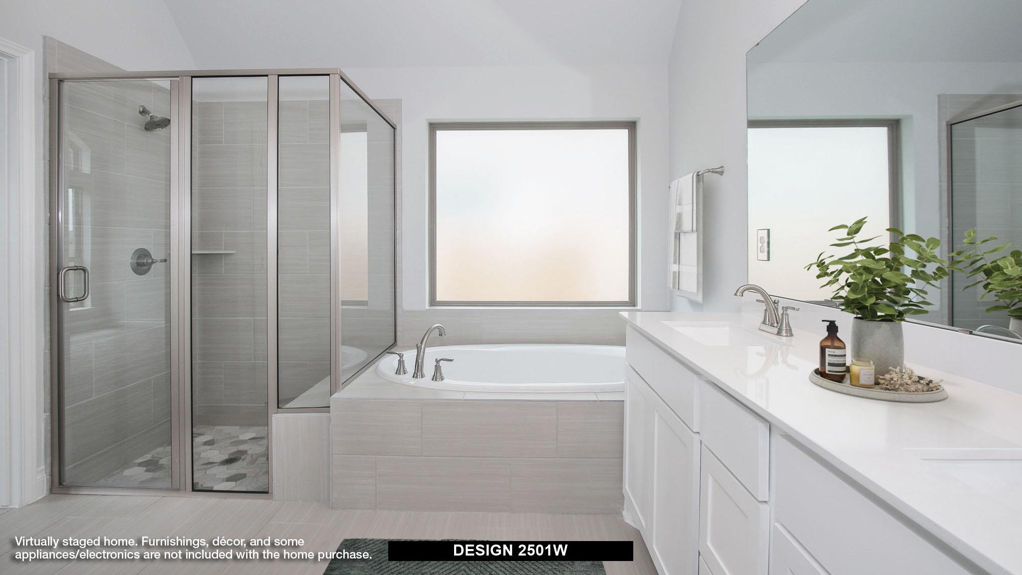 Bathroom featured in the 2501W By Perry Homes in Dallas, TX