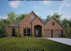 3275W - Woodforest 60': Montgomery, Texas - Perry Homes