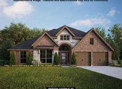 3275W - Amira 60': Tomball, Texas - Perry Homes