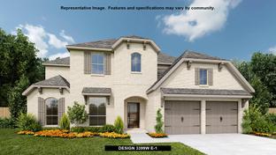 3399W - Firethorne 60': Katy, Texas - Perry Homes
