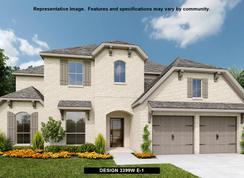 3399W - ShadowGlen 65': Manor, Texas - Perry Homes