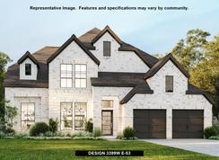 3399W - Candela 60': Richmond, Texas - Perry Homes