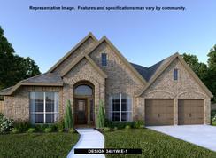 3481W - Pomona 60': Manvel, Texas - Perry Homes
