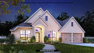 3481W - The Groves 60': Humble, Texas - Perry Homes