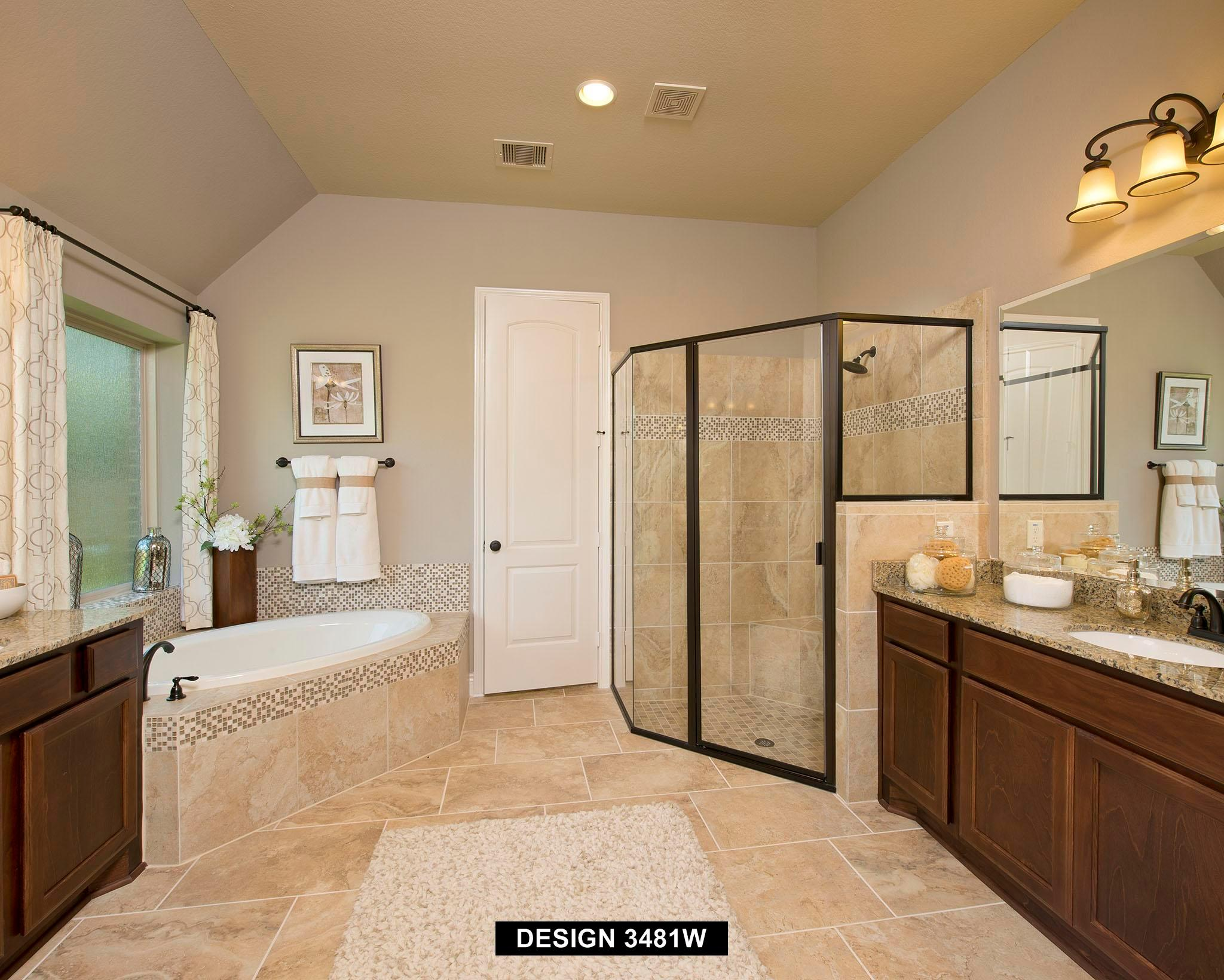 Bathroom featured in the 3481W By Perry Homes in Houston, TX