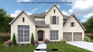 3797W - Harper's Preserve 60': Conroe, Texas - Perry Homes
