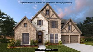 3797W - River Rock Ranch 60': San Antonio, Texas - Perry Homes