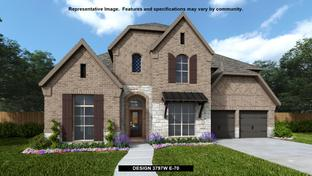 3797W - The Groves 60': Humble, Texas - Perry Homes