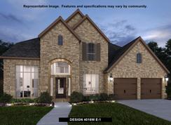 4016W - Woodforest 60': Montgomery, Texas - Perry Homes