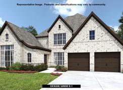 3496W - Canyon Falls 80'/100': Northlake, Texas - Perry Homes
