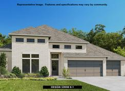 3295W - Meridiana 70': Rosharon, Texas - Perry Homes