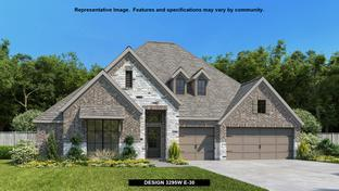 3295W - Tavola 65': New Caney, Texas - Perry Homes