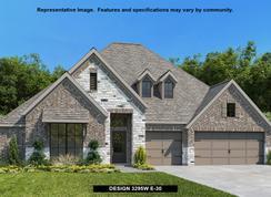 3295W - Meridiana 70': Iowa Colony, Texas - Perry Homes