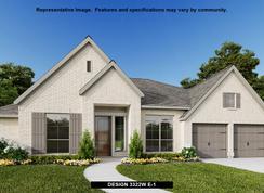 3322W - Elyson 65': Katy, Texas - Perry Homes