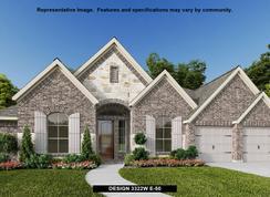 3322W - Jordan Ranch 65': Fulshear, Texas - Perry Homes