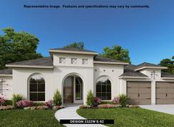 3322W - The Groves 70': Humble, Texas - Perry Homes