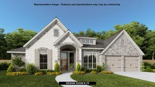 3322W - Amira 60': Tomball, Texas - Perry Homes