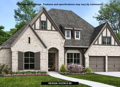3322W - NorthGrove 65': Magnolia, Texas - Perry Homes