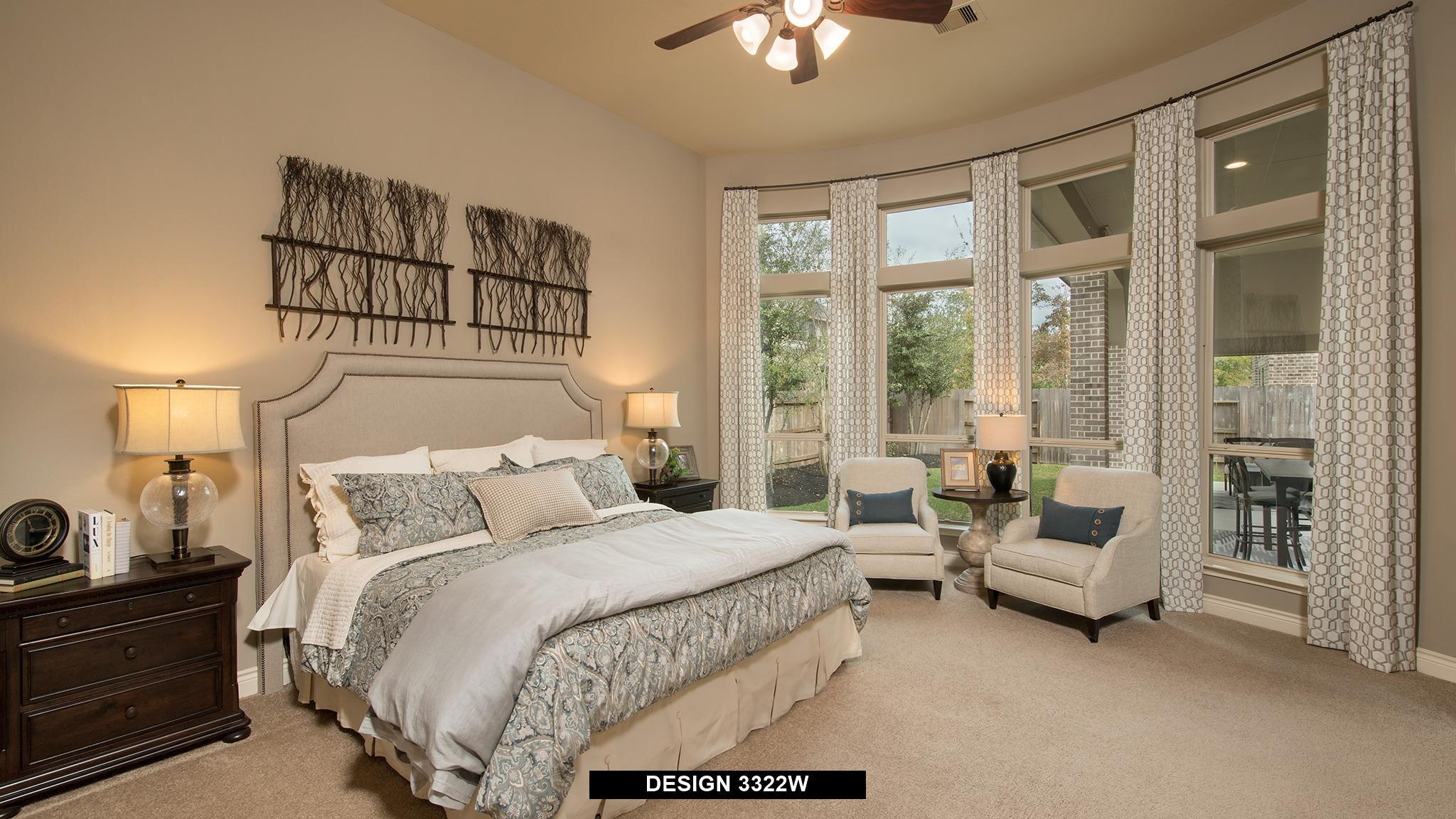 Bedroom featured in the 3322W By Perry Homes in Austin, TX