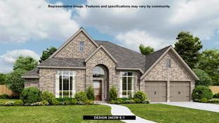 3403W - Elyson 65': Katy, Texas - Perry Homes