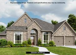 3403W - Tavola 65': New Caney, Texas - Perry Homes