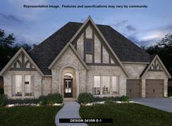 3418W - The Colony 80': Bastrop, Texas - Perry Homes
