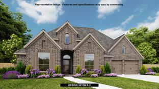 3418W - Liberty 70': Melissa, Texas - Perry Homes