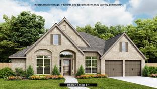 3465W - Elyson 65': Katy, Texas - Perry Homes