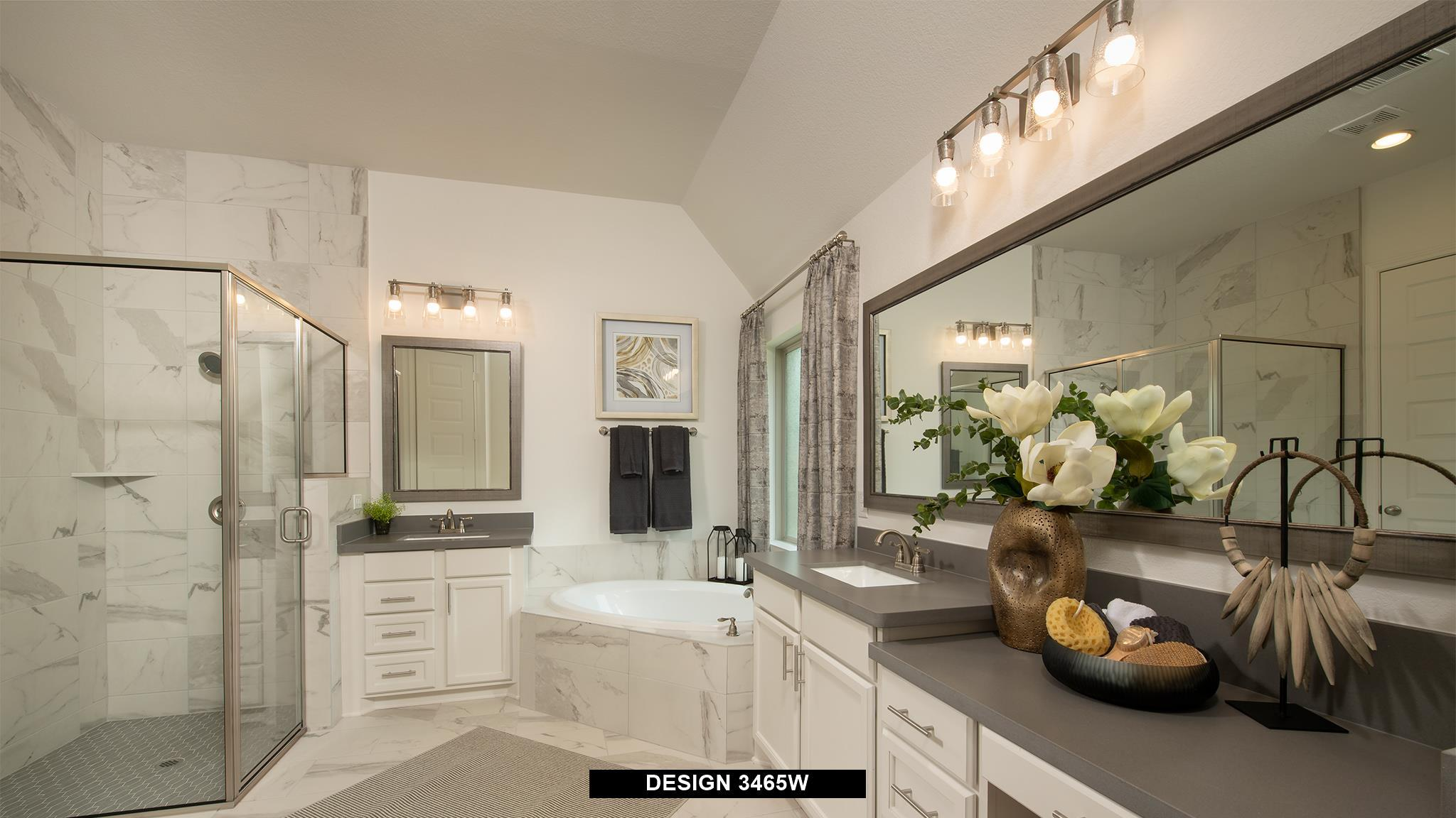 Bathroom featured in the 3465W By Perry Homes in San Antonio, TX