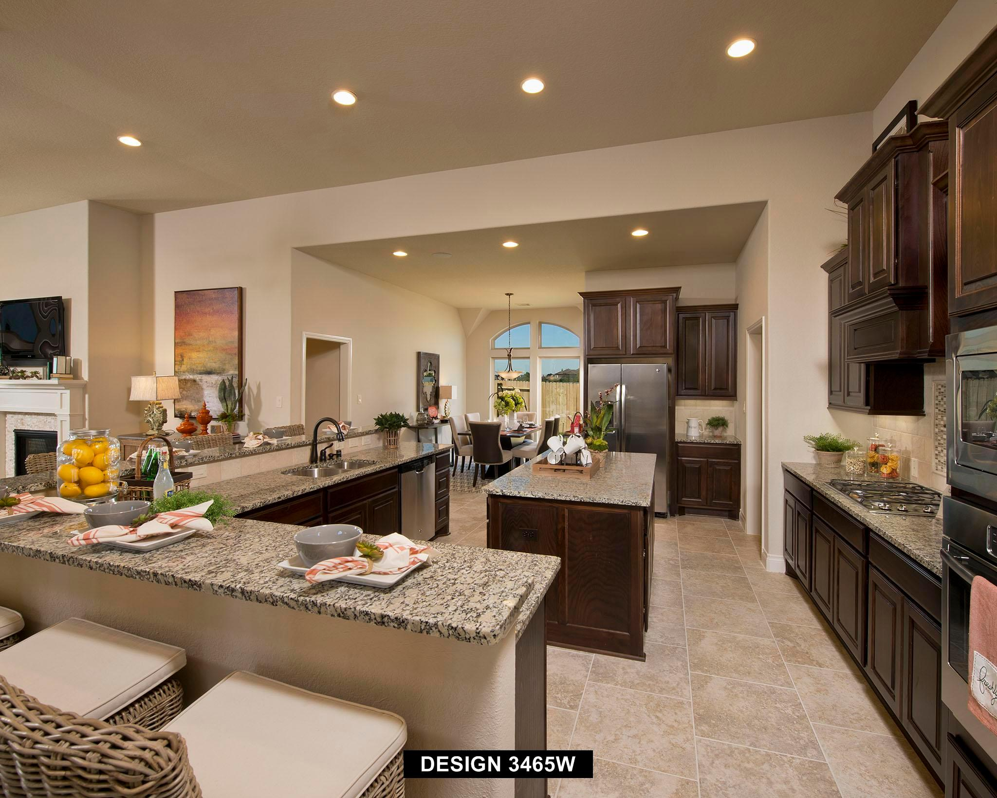 Living Area featured in the 3465W By Perry Homes in San Antonio, TX