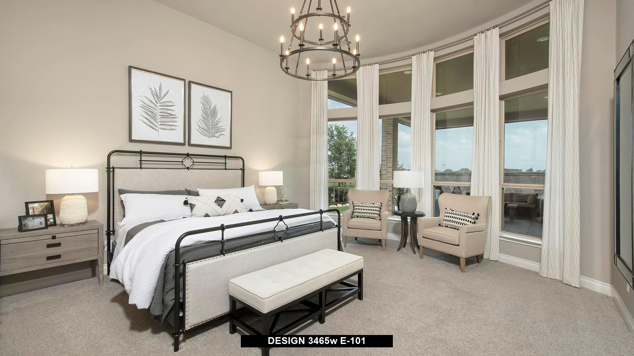 Bedroom featured in the 3465W By Perry Homes in San Antonio, TX