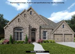 3468W - NorthGrove 65': Magnolia, Texas - Perry Homes